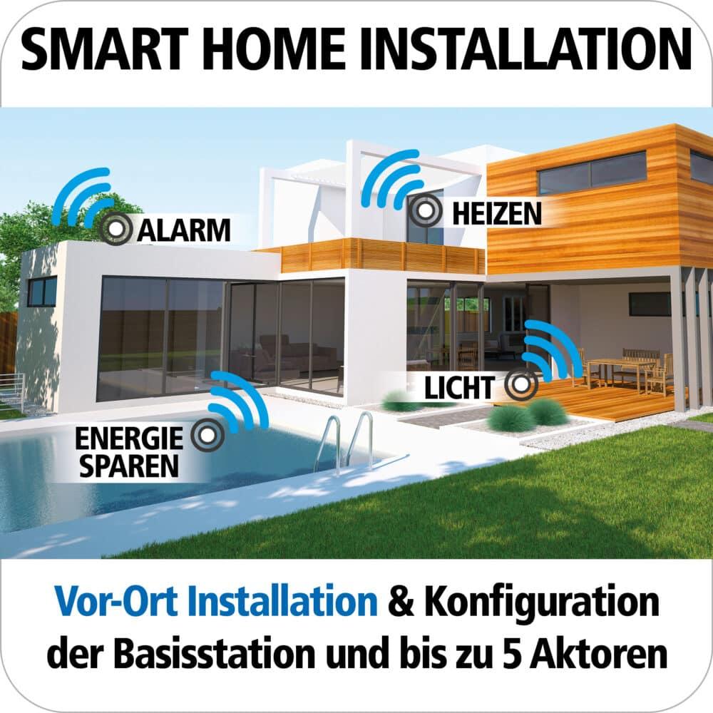 Smart Home Konfiguration - Wir helfen Ihnen